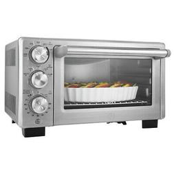 Electric Convection Toaster Oven Stainless Steel Broil Rack