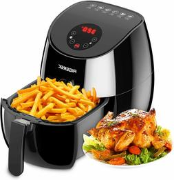 Air Fryer Touch Screen Digital Air Fryer & Insulted Basket H