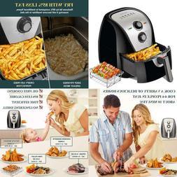 Air Fryer XL 5.3 Quart 1700-Watt Electric Hot Air Fryers Ove