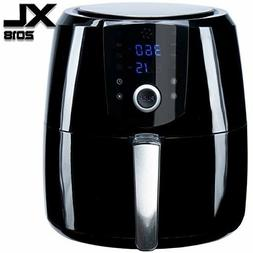 Air Fryer XL 5.5 QT 8-in-1 By  Family Size Huge capacity,Wit
