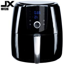 Air Fryer XL 5.5 QT Extreme Model 8-in-1 By  Family Size Hug