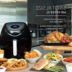 Air Fryer XL Best 5.5 QT 8-in-1 By  Family Size - ON SALE NO