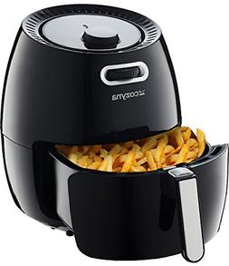 Air Fryer XL by Cozyna 5.8QT with airfryer cookbook over 50