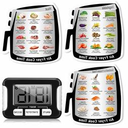 Parts3A Air Frying Cook Time Chart Guide Recipes,Air Fryer M