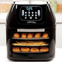 Power AirFryer Oven Plus, 6-Quart, Black