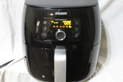 PHILIPS Airfryer  XXL, Twin Turbo, HD9650/96, Rapid air tec