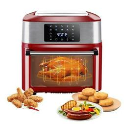 All-in-1 Air Fryer Oven 16.9QT Airfryer Toaster Oven Combo 1