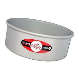 Fat Daddios Anodized Aluminum Round Cake Pan, 7-Inch x 3-Inc