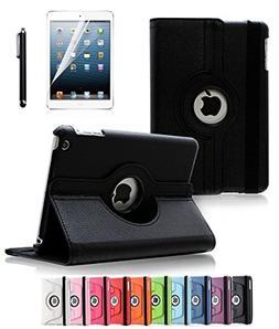 Apple iPad 2/3/4 Case, CINEYO 360 Degree Rotating Stand Case
