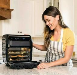BCP 11.6qt 8-in-1 XL Air Fryer Oven, Rotisserie, Dehydrator