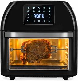 BCP 16.9qt 1800W Air Fryer Countertop Oven, w/LED Display &