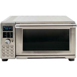 Bravo XL 1800 W 4Slice Stainless Steel Toaster Oven Air Frye