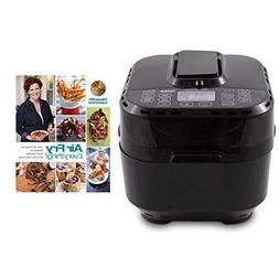 "Nuwave Brio 10 qt. Air Fryer with""Air Fry Everything"" Cookbo"