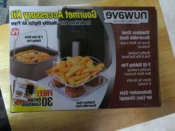 nuwave brio air fryer gourmet accessory kit