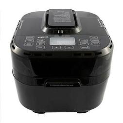 NuWave Brio Large 10 Qt Digital Air Fryer Rotisserie Electri