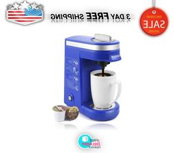 Coffee Maker MachineSingle Cup Pod Coffee Brewer With Quick