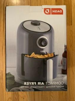 DASH Compact Air Fryer - 2 Quarts/1.6 Liters, 1000 Watts Ope