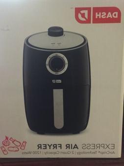DASH Compact Air Fryer - 2 Quarts/1.6 Liters, 1200 Watts