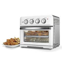 Cuisinart Convection Toaster Oven Air Fryer White + Knife Se