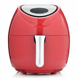 Cook's Companion 1700W 7.4 qt Single Basket Digital Air Frye