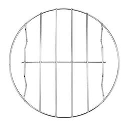 T&B 8 Inch Cooking Rack Round 304 Stainless Steel Baking and