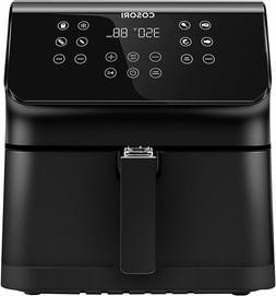 COSORI Air Fryer, Large XL 5.8 Quart 1700-Watt Air Fryer Toa