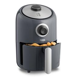 Dash Compact Air Fryer 900W 1.2 L Stainless Steel Dishwasher