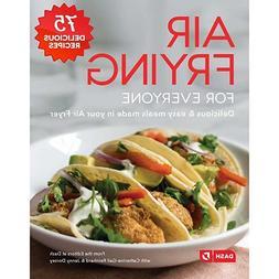Dash DCB001AF Air Fryer Recipe Book for Healthier + Deliciou