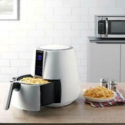 Digital Air Fryer 3.2 Qt Oil Less Touch Screen Kitchen Healt