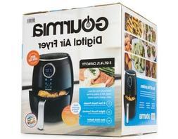 Gourmia Digital Air Fryer 5 QT / 4.7 Liter Capacity with Dig