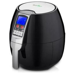 digital air fryer electric oil free air