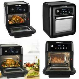 Digital Air Fryer Oven Kitchen 10 qt Rotating Rotisserie Hom