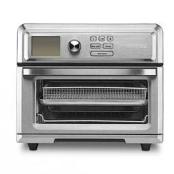 Digital AirFryer Toaster Oven with Intuitive Programming Opt