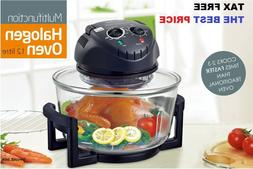 Digital Electric Air Fryer Oil-Less Griller Roaster Calorie