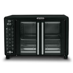Gourmia Digital French Door Air Fryer Toaster Oven, Dehydrat