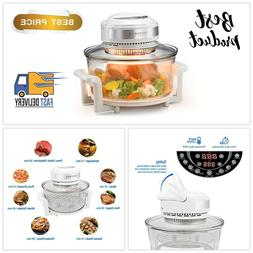 Rosewill Digital Infrared Halogen Technology Convection Oven