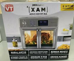 Kalorik Digital Maxx Air Fryer Oven Stainless Steel