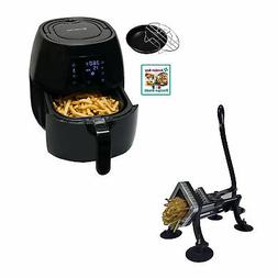Avalon Bay Digital Display Air Fryer and Restaurant Style Fr