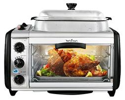dual countertop toaster oven