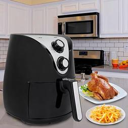 ZENY Electric Air Fryer 1500W 3.7QT Cooking Tool For Healthy