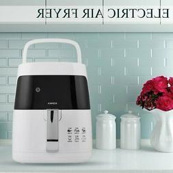Electric Air Fryer 4.8 Qt 1500W Digital Timer Temp Control 8