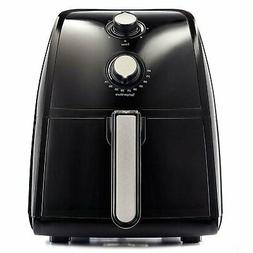 BELLA 1500W Electric Hot Air Fryer with Removable Dishwasher