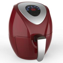 Electric Air Fryer, 6.8 Quarts, 6.5 Litre Capacity and 7-in-