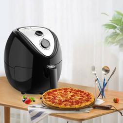 electric air fryer 6 8qt 1500w digital