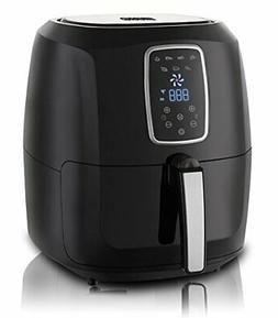 Emerald Electric Air Fryer with LED Touch Display- 5.2L Capa