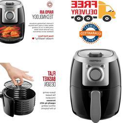 Electric Air Fryer Adjustable Temperature Control Dishwasher