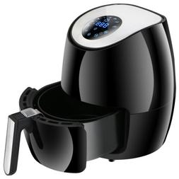 Electric Air Fryer Cooker Oil Less Dry Hot Air Steam Fryer D