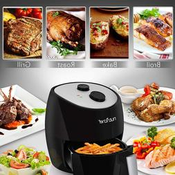 Nutrichef Electric Air Fryer Multi Cooker 1300W Oven Toaster