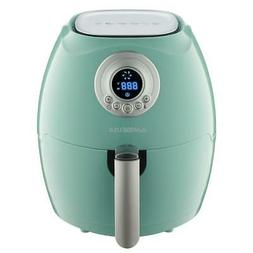 GoWISE USA Electric Air Fryer Non-Stick Surface Alarm Touchp