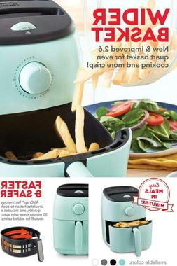 Dash Electric Air Fryer + Oven Cooker with Temperature Contr